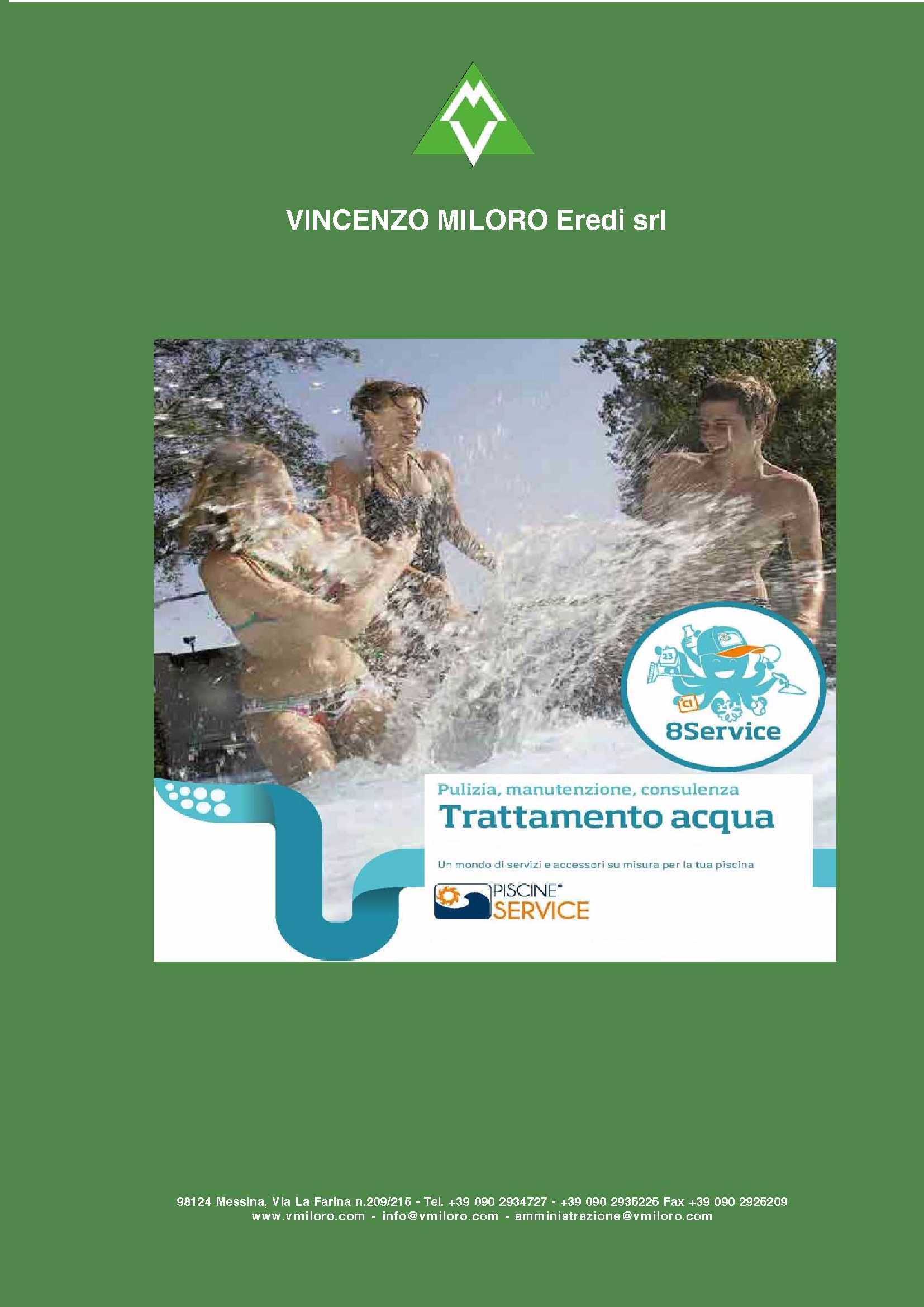 Catalogo Service Piscine Castiglione