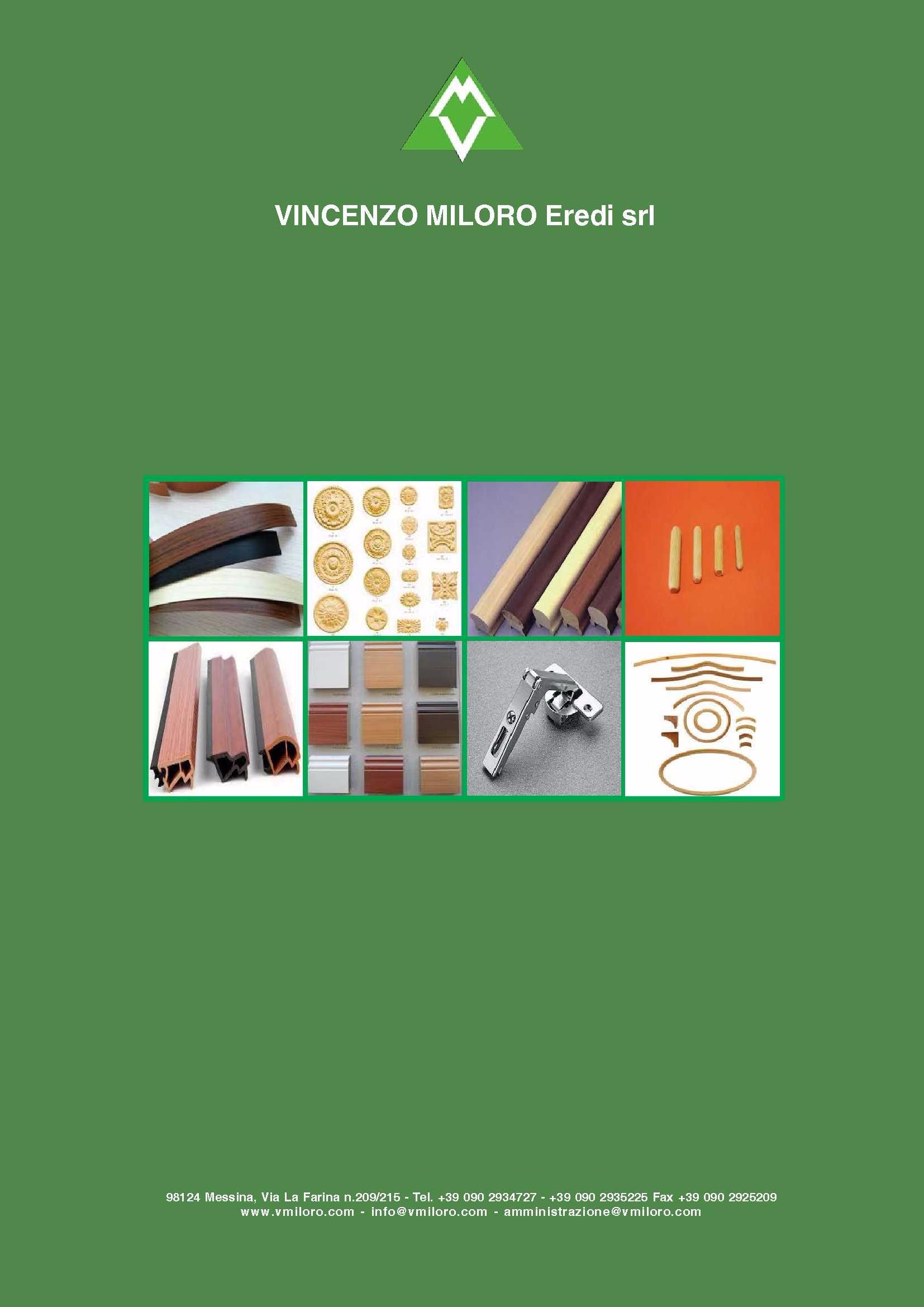 Vincenzo Miloro Eredi srl